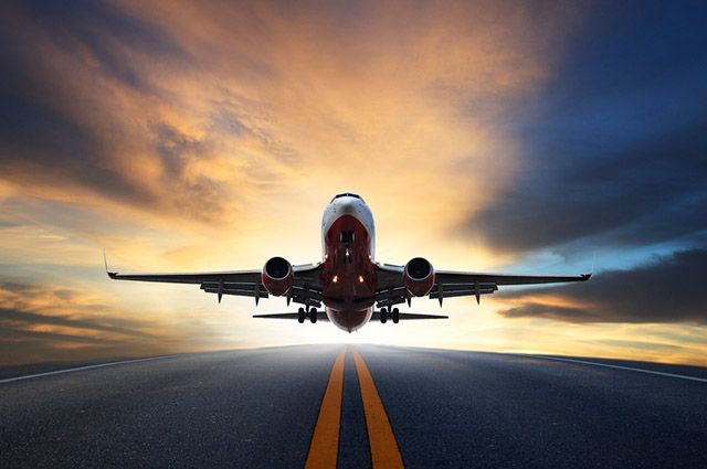 Trombose e Viagem de Avião